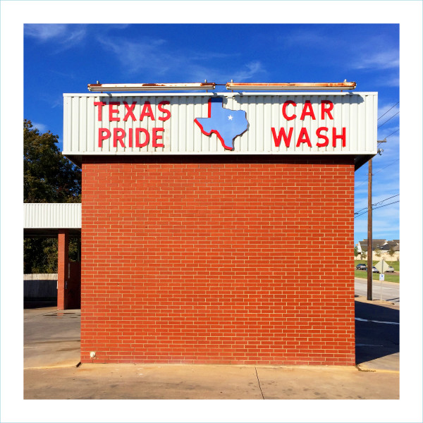 William Greiner, Texas Pride (Car Wash), Dallas TX, 2016