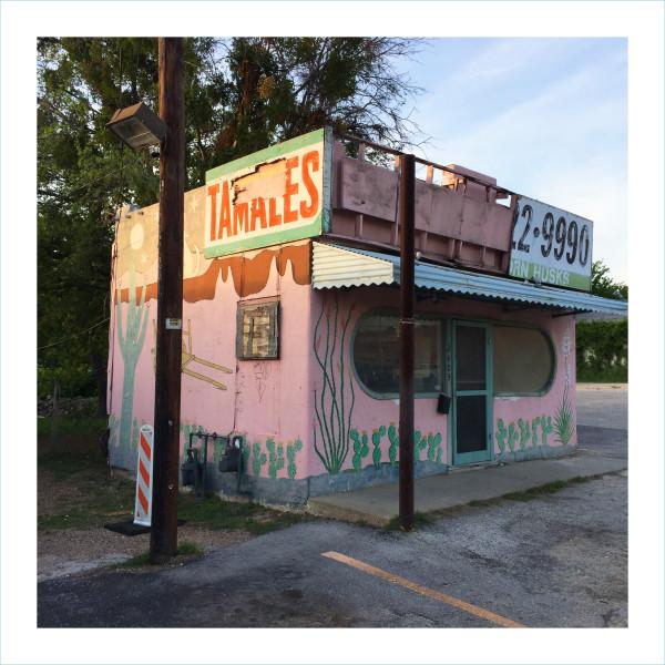 William Greiner, Tamales (Stand), Fort Worth TX, 2017
