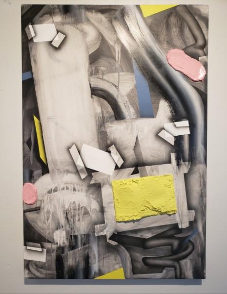 Colby Schwartz, Pink, 2019