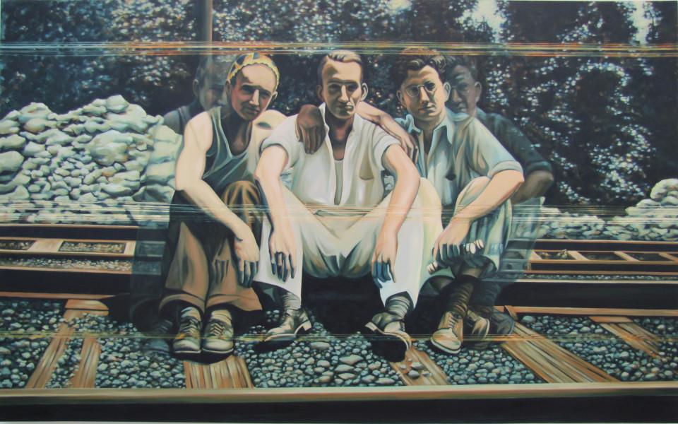 Devon Nowlin, The Gregories, 2010