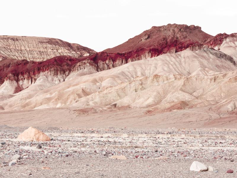 Kristin Kirkley, Untitled (Red Mountain), 2019