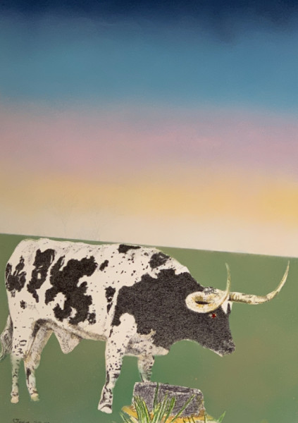 Jim Malone, Steer, 2019
