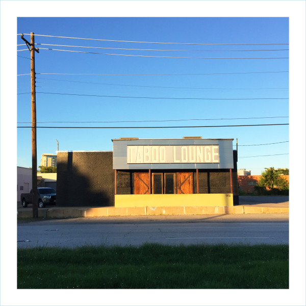 William Greiner, Taboo Lounge, Dallas TX, 2018