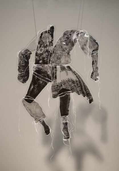 Krista Chalkley, Mockup Man, 2019