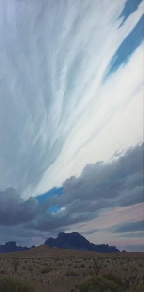 <span class=&#34;artist&#34;><strong>Dennis Blagg</strong></span>, <span class=&#34;title&#34;><em>Rising Cloud</em>, 2018</span>