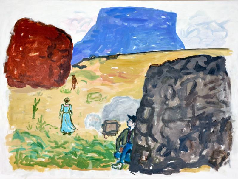 <span class=&#34;artist&#34;><strong>Linda Blackburn</strong></span>, <span class=&#34;title&#34;><em>Hondo</em>, 2017</span>