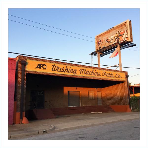 William Greiner, Washing Machine Parts, Fort Worth TX, 2018