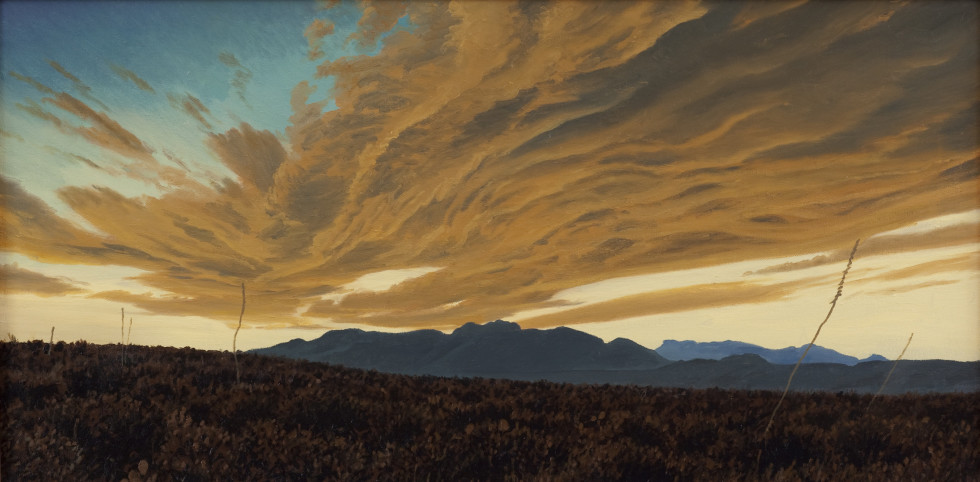 Dennis Blagg, Red Cloud, 2012