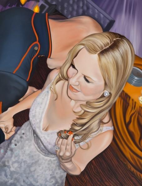 Nancy Lamb, Wedding Glitter
