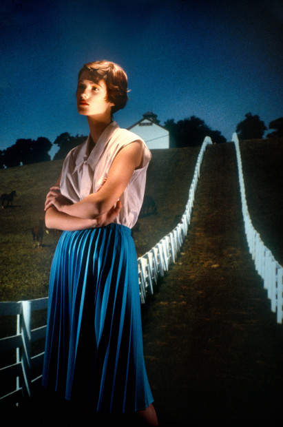 Laurie Simmons, Country Road, 1984