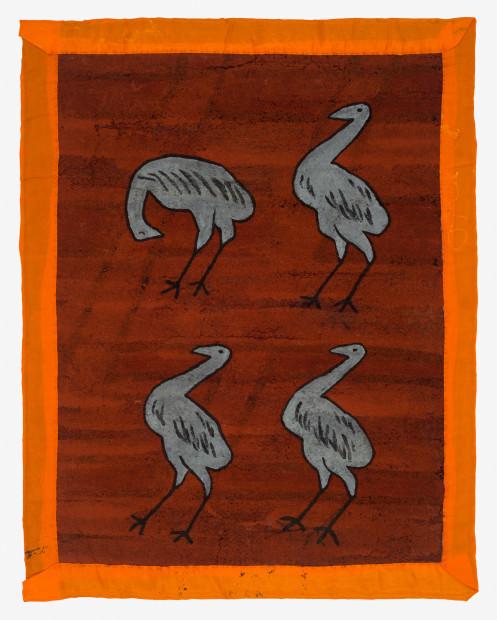 Feliciano CENTURIÓN, Flamencos [Flamingos], c. 1990