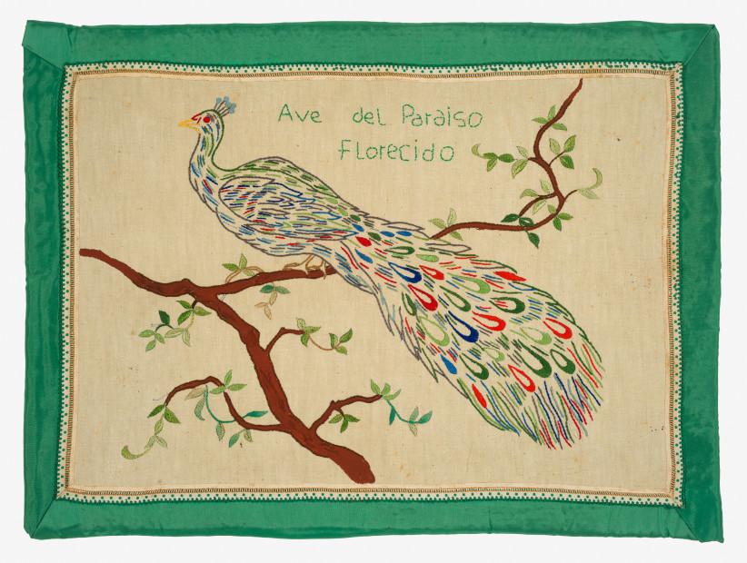 Feliciano CENTURIÓN, Ave del Paraiso Florecido [Bird of Paradise in Bloom], c. 1995