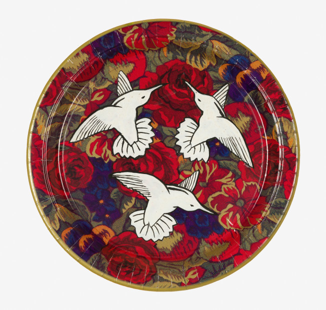 Feliciano CENTURIÓN, Untitled (Birds) , 1990s