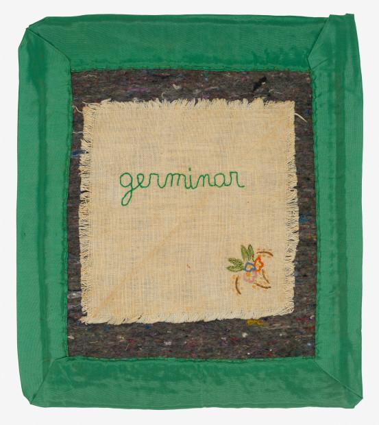 Feliciano CENTURIÓN, Germinar [Germinate], c.1990