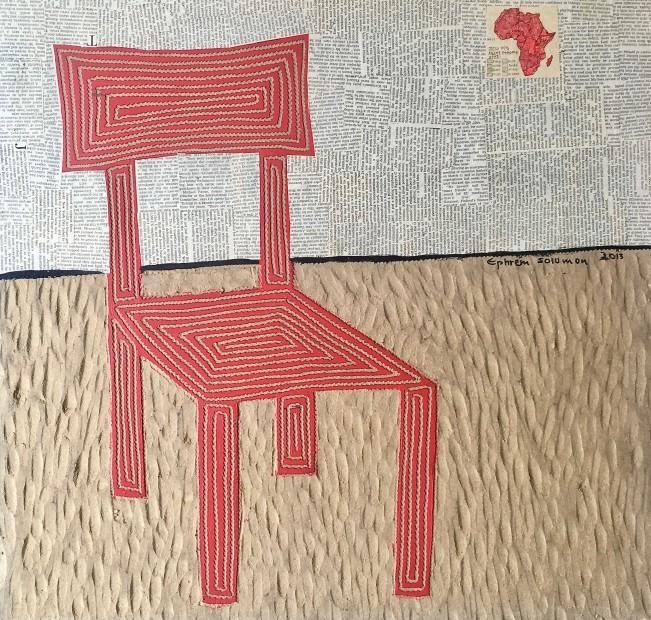 Ephrem Solomon, Made in Africa, 2013