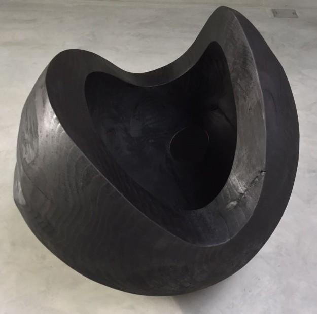Lars Zech, Bowl, Black Mammut