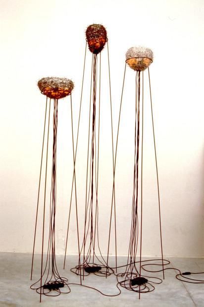 Andrea Marini, Habitat, 2001