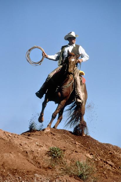 Norm Clasen, Red Hills, Seymour, TX, 1987