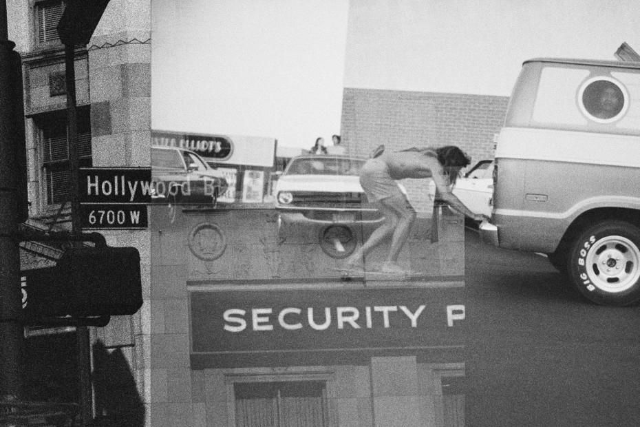 Hugh Holland, Hollywood Double, 1976