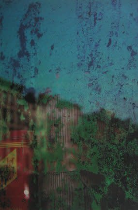 Saul Leiter Window Fujicolor crystal archive print 20 x 16 inches50.8 x 40.6 cms
