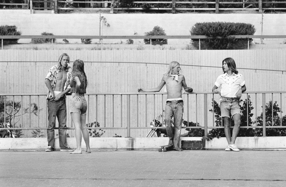Hugh Holland, Don't You Lie to Me, Redondo Beach, CA, 1975