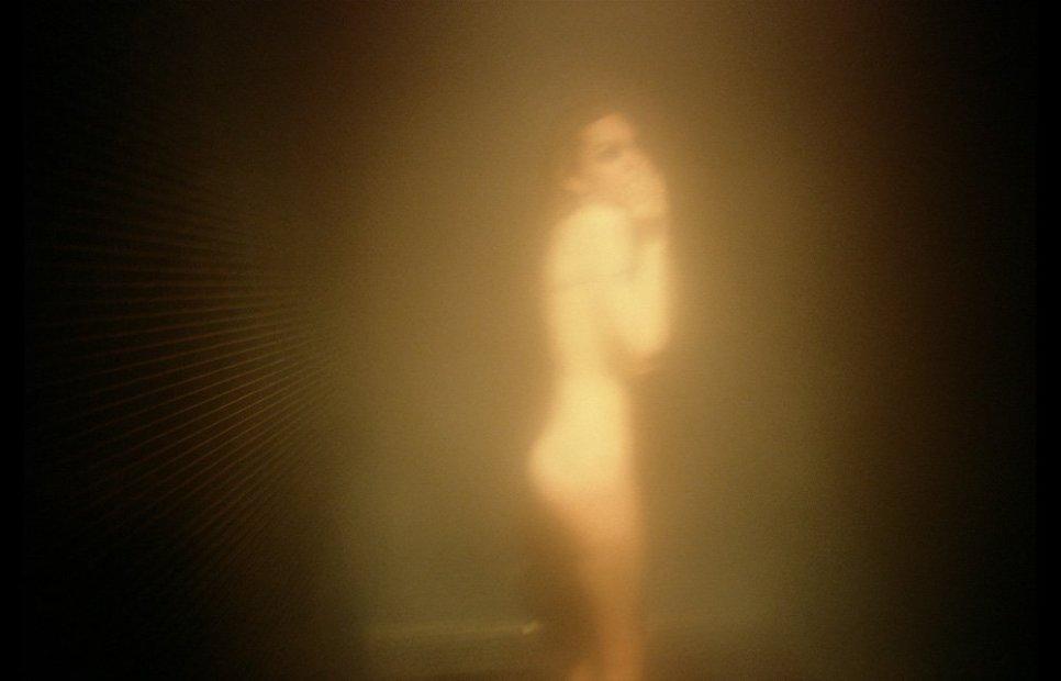 Nan Goldin Sunny in the Sauna, L'Hotel Paris cibachrome print 20 x 24 inches