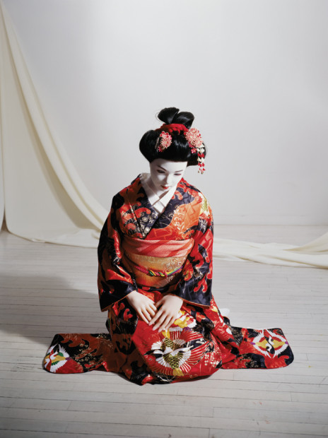 The Love Doll / Day 31 (Geisha), 2011