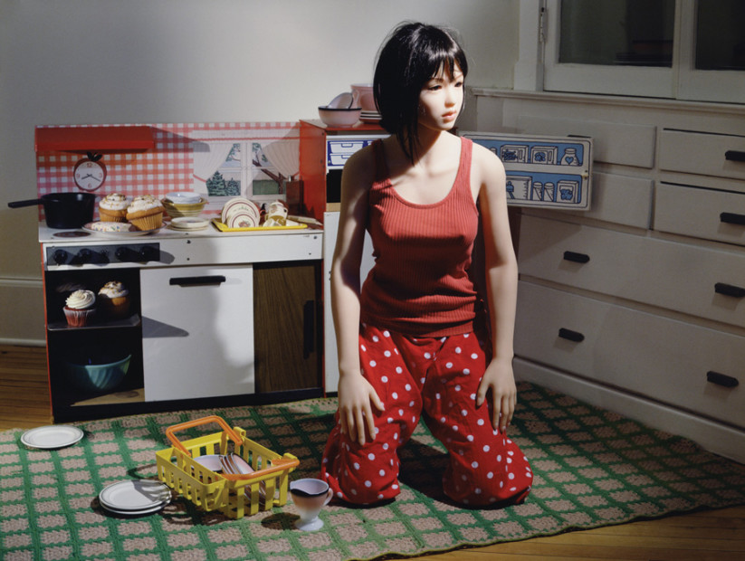 The Love Doll / Day 23 (Kitchen), 2010