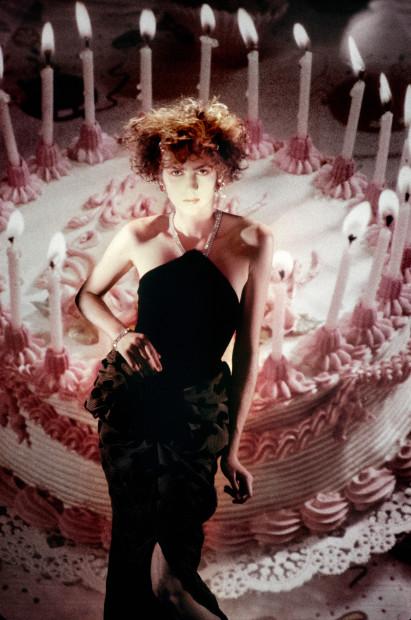Birthday Cake, 1984