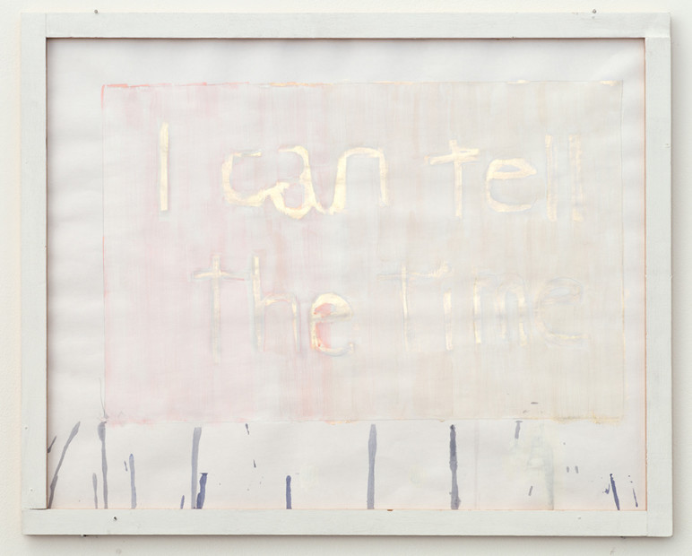 I Can Tell the Time, 2013