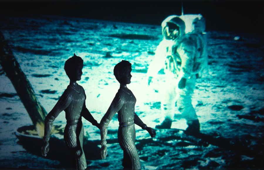 Tourism: Moonwalk Apollo II Mission, 1984