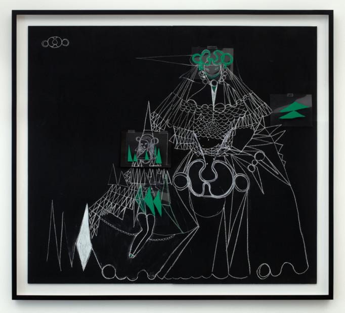 <em>Untitled (drawing)</em>, 2009