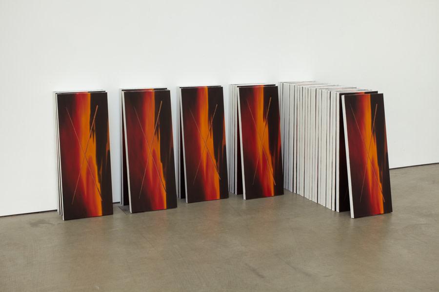 40 Ed Ruscha Things Oriental, 2012