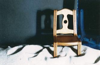 Chair/Sand, 1979