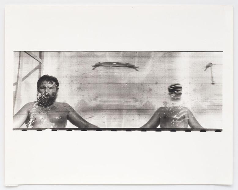 Fotofinish / Purché l'immagine non colpisca l'occhio, 1974