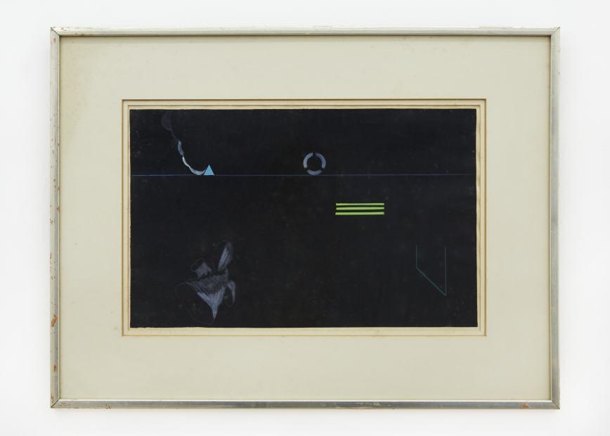 Study for Landscape, 1966
