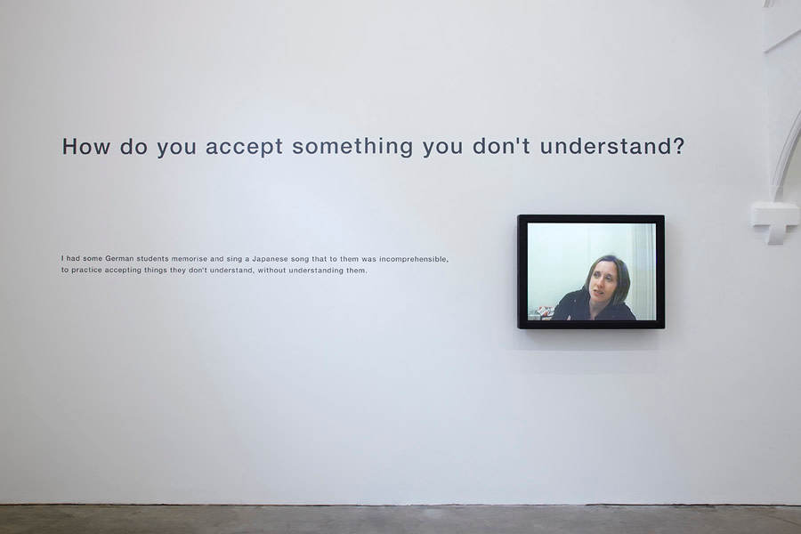 <span class=&#34;title&#34;>How do you accept something you don't understand?<span class=&#34;title_comma&#34;>, </span></span><span class=&#34;year&#34;>2006/2008</span>