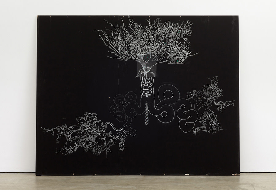 <span class=&#34;title&#34;>Snake Tree-Man Drawing<span class=&#34;title_comma&#34;>, </span></span><span class=&#34;year&#34;>2010</span>