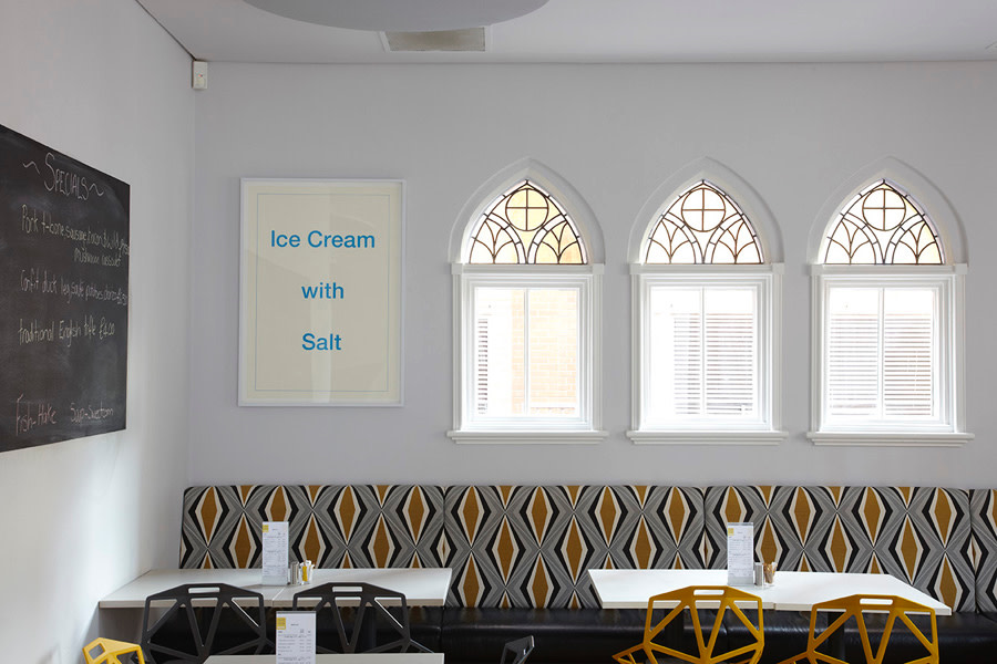 Ice Cream with Salt, 2010