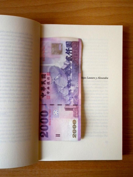 A Short Story About Money And Fathers (for CELR), 2012