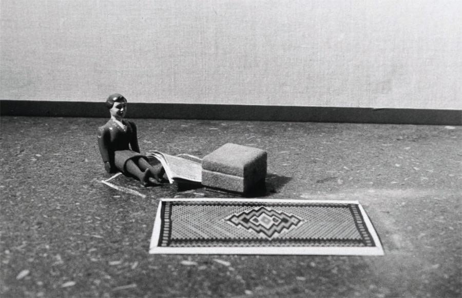 Woman / Interior VI, 1976