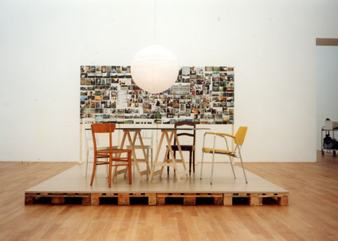 Installation Shot: Brent Sikema, New York 2000