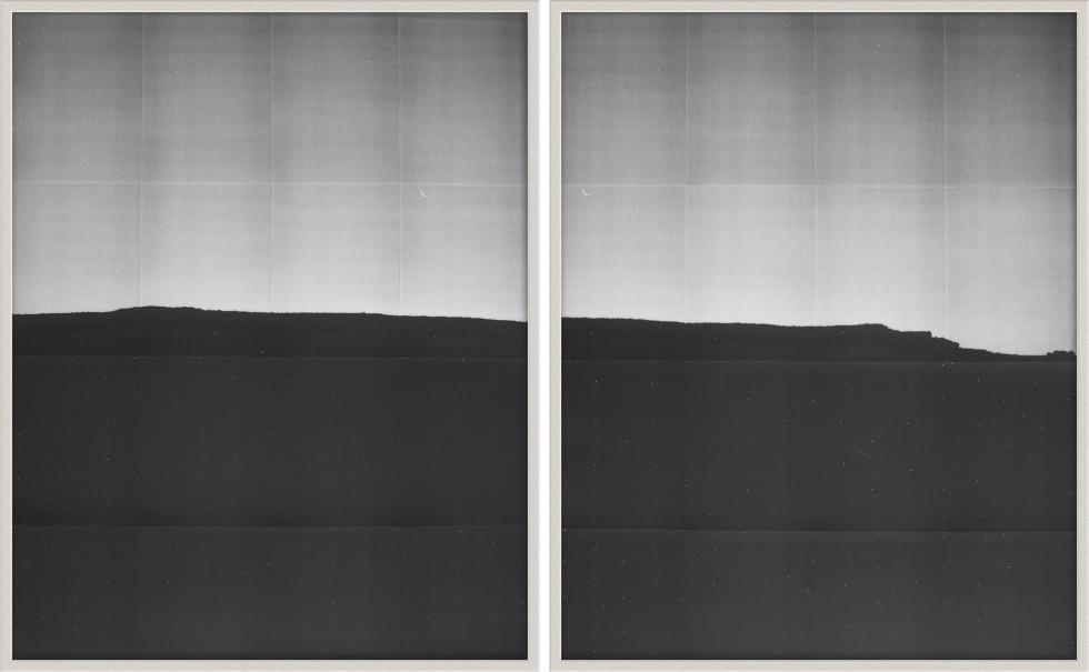 Untitled 1310 p1 + p2, 2013