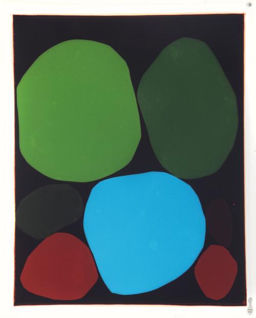 <span class=&#34;artist&#34;><strong>Liz Nielsen</strong></span>, <span class=&#34;title&#34;><em>Magic Stones III</em>, 2017</span>
