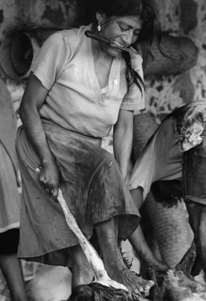 Graciela ITURBIDE, Carmen, La Mixteca, México, 1992
