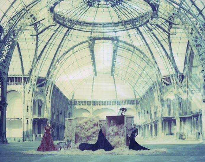Grand Palais (Elie Saab), Paris, 2015