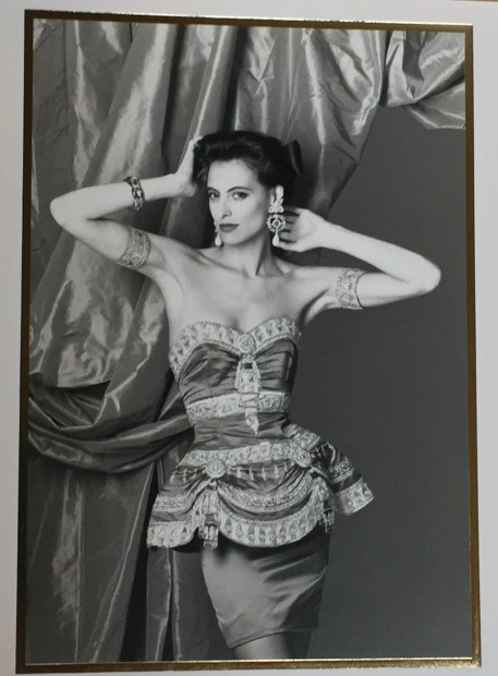 Chanel, Collection Haute-Couture Automne/Hiver , 1987
