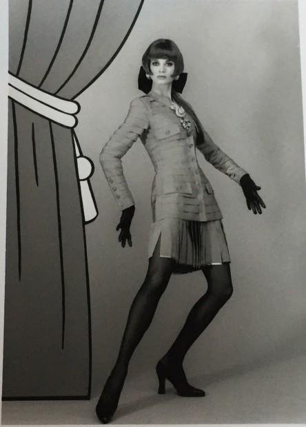 Chanel, Collection Haute-Couture Printemps/ Eté , 1991