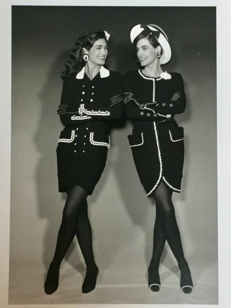 Chanel, Collection Haute-Couture Printemps/Eté , 1990
