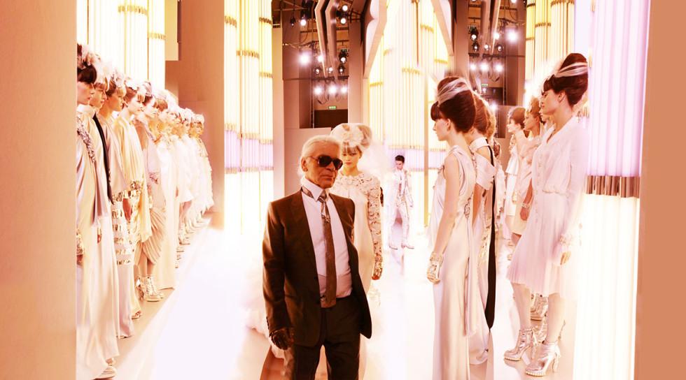 CHANEL, Karl and Brides, Paris, Haute-Couture, 2010